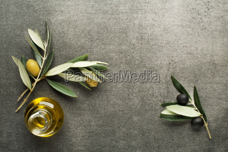 olive, oil - 23547738