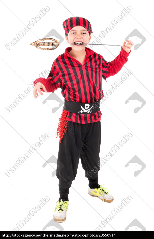 boy, pirate - 23550914