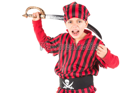 boy, pirate - 23550918