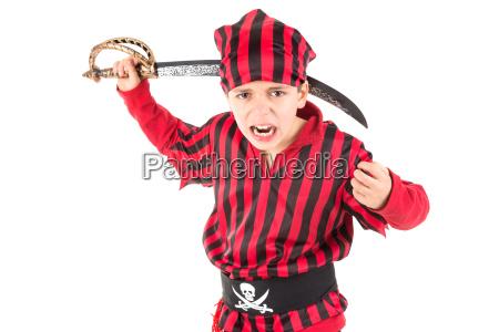 boy, pirate - 23550920