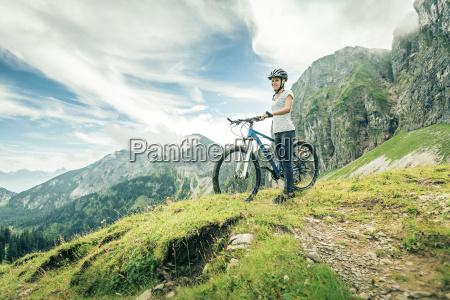 germany bavaria pfronten smiling teenage girl