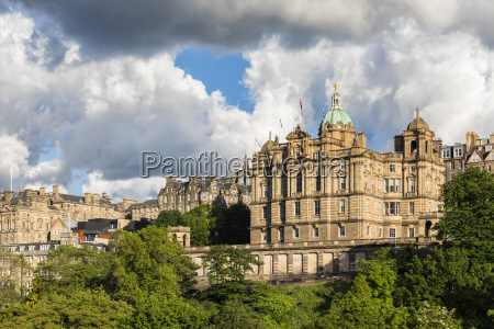 great britain scotland edinburgh museum on