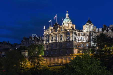 great britain scotland edinburgh museum on