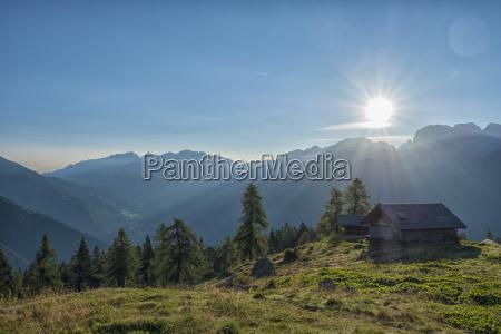 italy trentino rendena valley brenta mountain