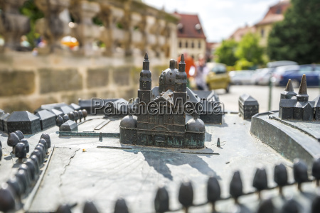 germany hesse fulda miniature of fulda