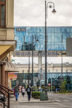 bydgoszcz glowna train station building