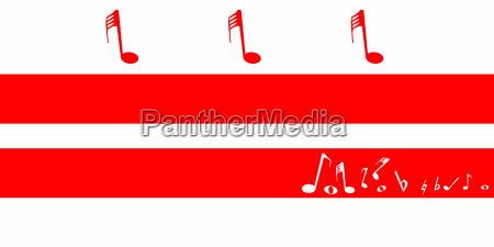 washington dc musical flag