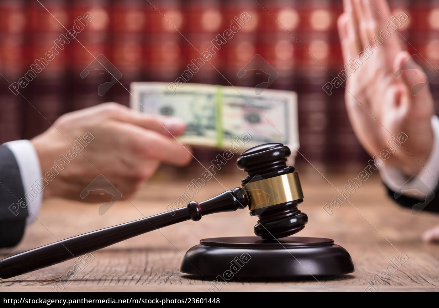 close-up, of, a, gavel, in, courtroom - 23601448
