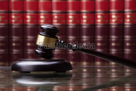 close-up, of, a, wooden, gavel - 23602006