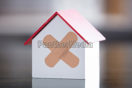 close-up, of, house, model - 23602066