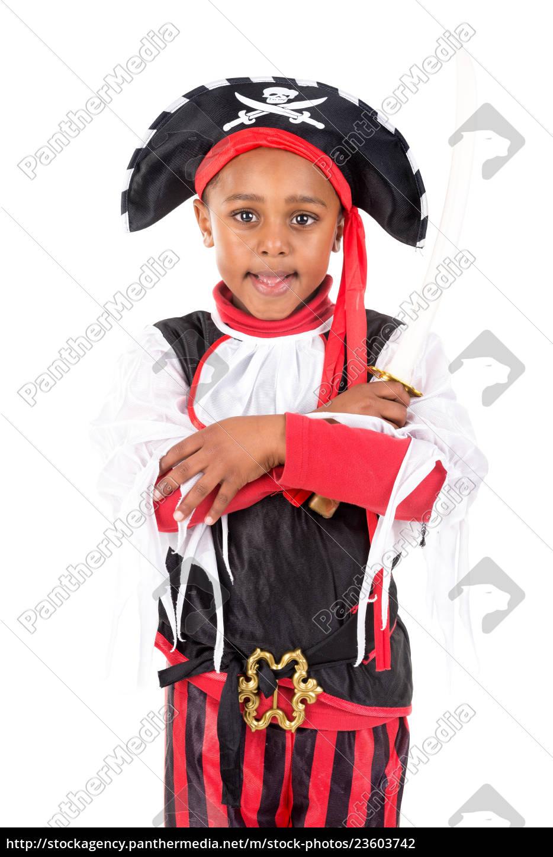 boy, pirate - 23603742