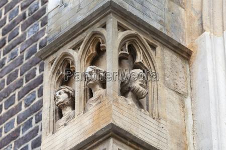 14th century gothic st elisabeth church