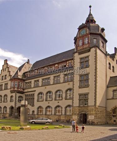 city town masters europe thuringia century