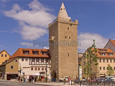 city town masters europe thuringia to