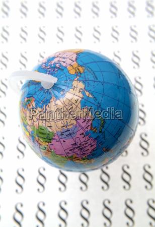 law symbols symbolism globalization human rights