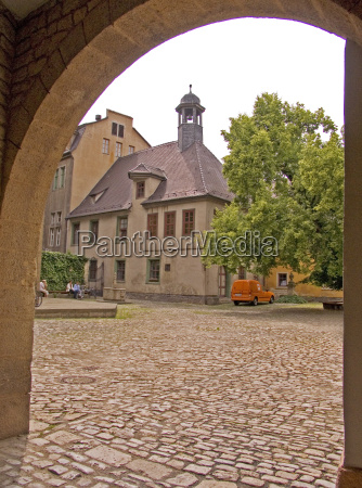 city town masters europe thuringia sight