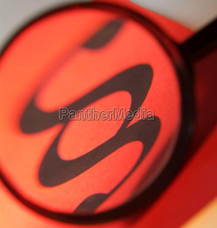 study symbolic punishment law magnifier symbol