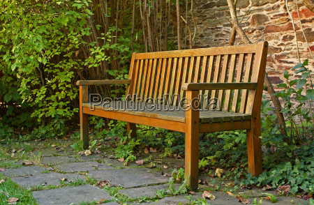 relaxation park wood bushes relaxed emptiness