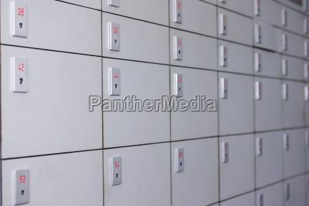 locker locks provision detail culture grouping