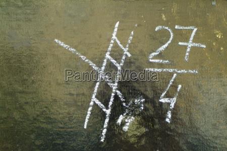 sign signal craftsman tradesman handicraftsman date