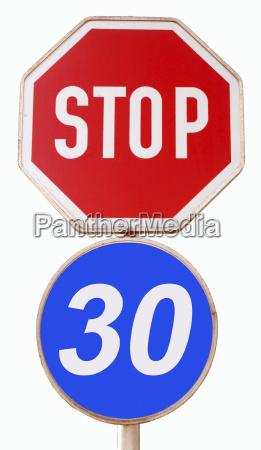 symbolic picture stop tempo 30 30