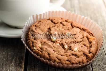 sweet chocolate cookie