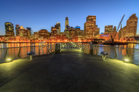 clear panoramic view of san francisco