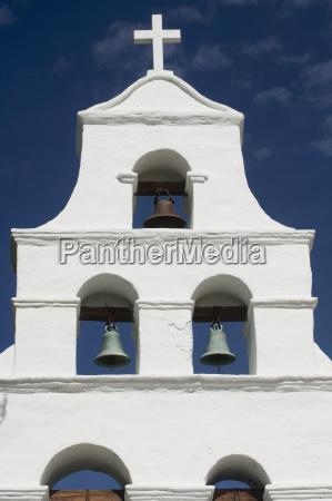 church bells mission san diego de