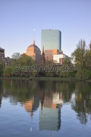 buildings in copley square in boston