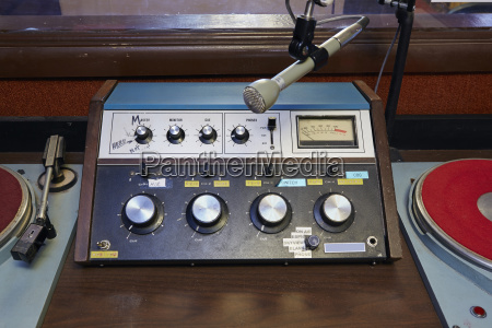 radio broadcasting equipment