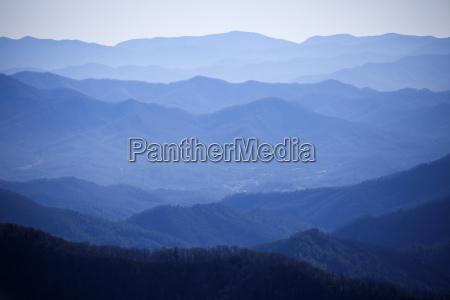 usa tennessee nashville great smoky mountains