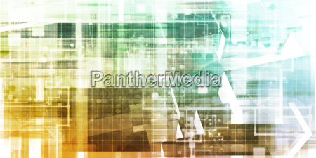 modern digital background