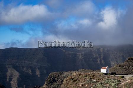 eremita guadelupe chapel on gomera