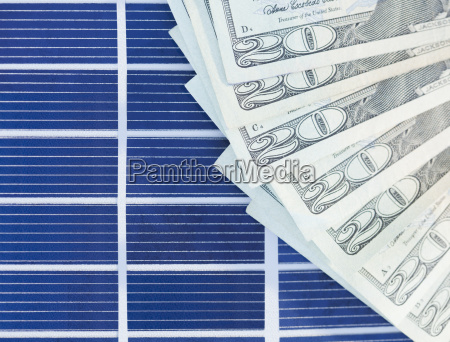 money on solar panels