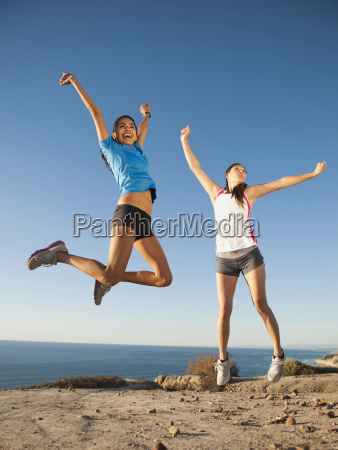 usa california san diego two women