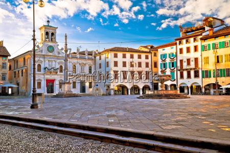 piazza san giacomo in udine landmarks