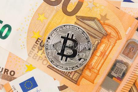 silver bitcoin euro