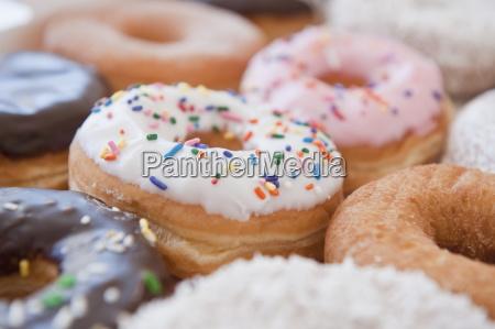 doughnuts in box