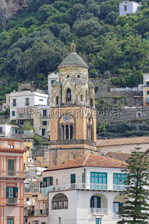 cathedral tower amalfi