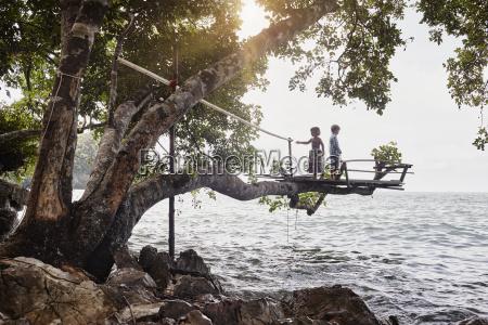 thailand railay rai leh east beach