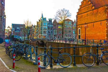 the most famous canals and embankments