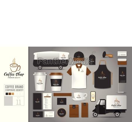 corporate identity template set 11 logo