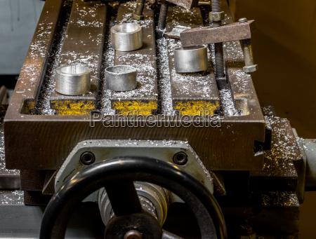 vintage antique automotive machine shop milling
