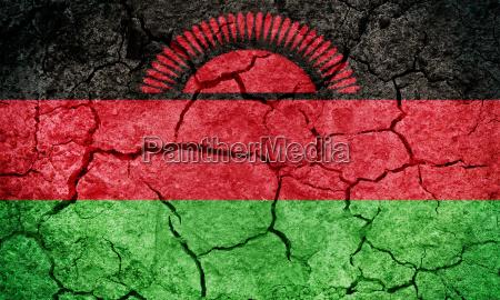 republic of malawi flag