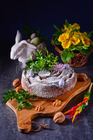 traditional polish easter cake