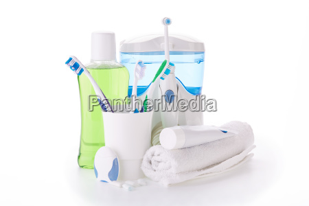 accessories for cleaning of teeth oral