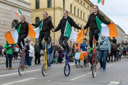 munich bavaria germany march