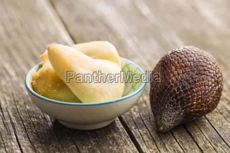 salak fruit salacca zalacca snake fruit