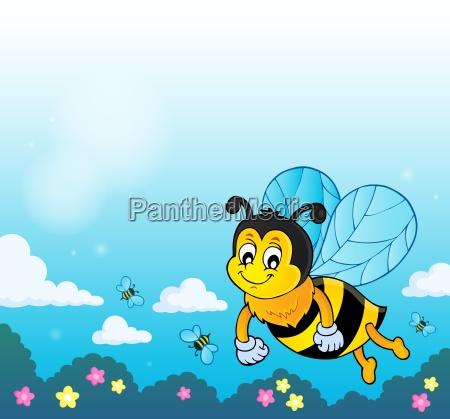 happy spring bee topic image 2