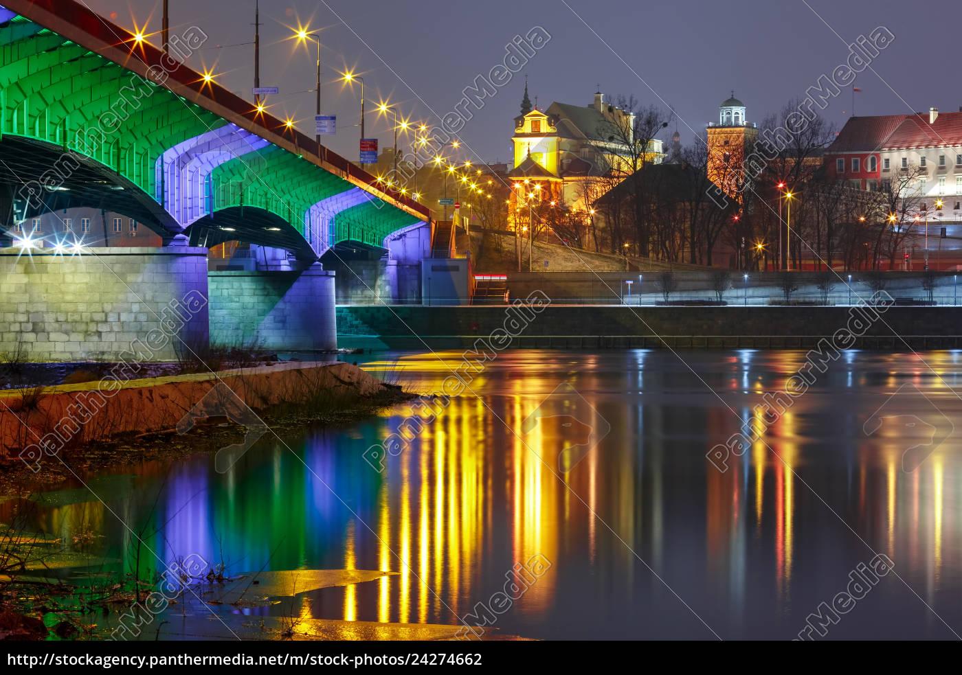 old, town, and, river, vistula, at - 24274662